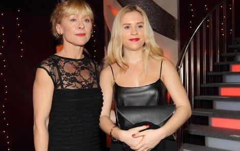 Dana Batulková s dcerou Marianou