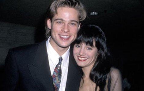 Brad randil s Jill v osmdesátých letech.