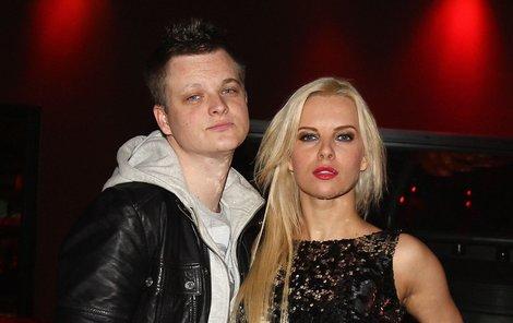 Kateřina Kristelová s Kazmou