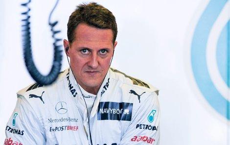 Michael Schumacher nadále zůstává ve velmi vážném stavu.
