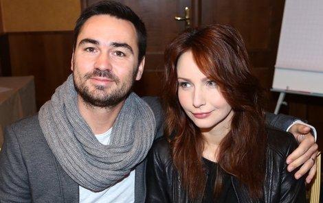Veronika Nová a Biser Arichtev jsou sympatický pár.