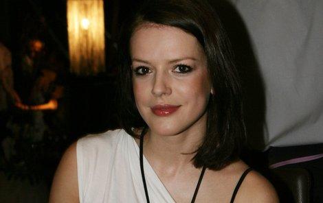 Herečka Andrea Kerestešová