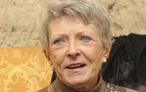 Jana Štěpánková si po pádu přivodila otřes mozku.