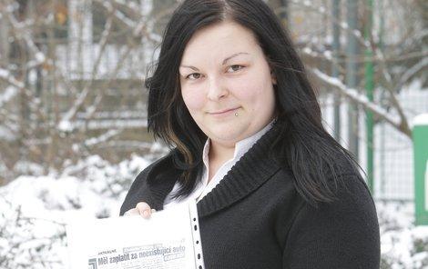 Při čtení deníku Aha! zjistila Michaela, že trápení s Českou kanceláří pojistitelů nemá sama.