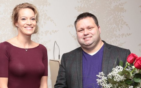 Paula Pottse přivítala ředitelka Plesu v Opeře Zuzana Vinzens.