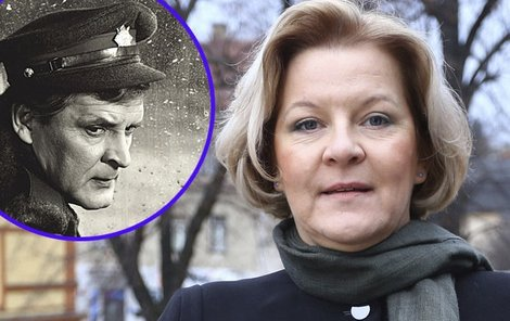 Helena Brabcová si v dětství otce příliš neužila.