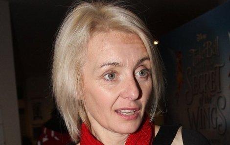 Žilková učila na Pražské konzervatoři čtyři roky.