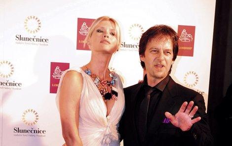 Pavol s partnerkou Danielovou Peštovou