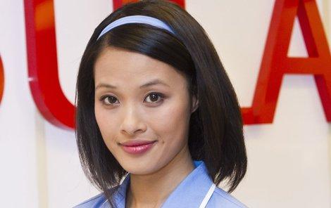 Ha Thanh měla být původně v Ordinaci jen jako poradkyně, nakonec zvládla kamerovky.
