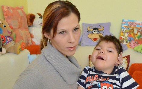 Sbírka pro Erika Trenčanského zatím nevynesla dost. Podpořte léčbu chlapce i vy!