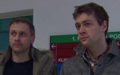 Igor Chmela Radúze jako milence své ženy toleruje