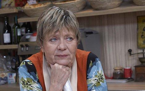 Jarka Obermaierová o roli nepřijde.
