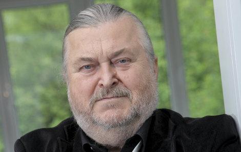František Ringo Čech očekává občanskou válku. Nejpozději do tří let.