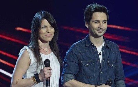 Veronika Rážová se do soutěže přihlásila se svým přítelem Michalem