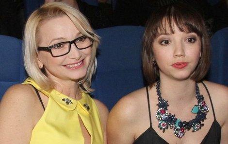 S dcerou na premiéře filmu 10 pravidel jak sbalit holku.