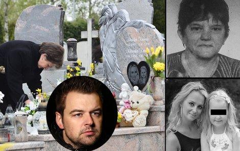 Pohřeb maminky usmrcené Moniky se konal v úterý v Karviné.