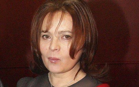 Libuše Šafránková na nemilý zážitek zřejmě vzpomíná dodnes.