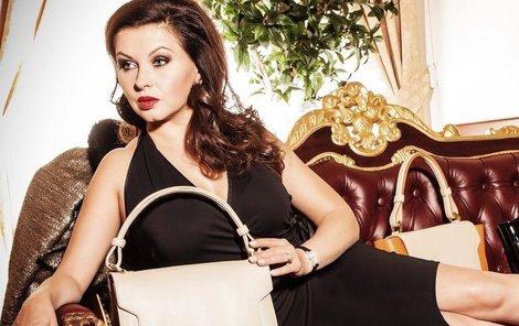 Morávkové kabelky jsou jako ona. Také jsou extrémně elegantní.