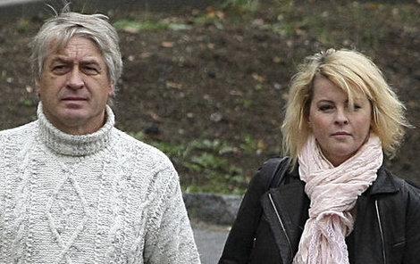 Vdovec po Bartošové napadl kamaráda vlastní exmanželky.