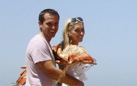 V Marrákeši si dovolenou všichni užili.