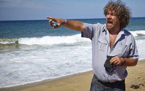 I český režisér občas zatouží po teplém moři