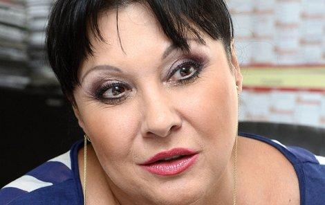 Dagmar Patrasová se na novou roli těší.