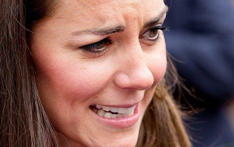 Tolik grimas jsme u Kate už dlouho neviděli