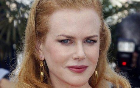 Nicole Kidman má dvě princezny.