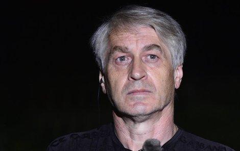 Josef Rychtář měl málem zemřít.