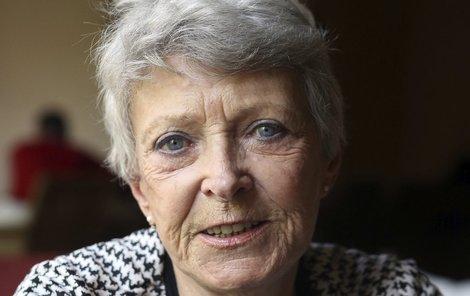 Jana Štěpánková má z nové role radost.