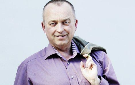 Karel Voříšek se televizní branži pohybuje už 30 let.