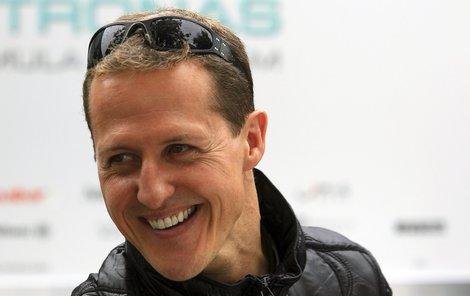 Michael Schumacher byl z nemocnice v Grenoblu propuštěn.