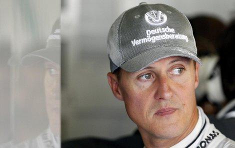 Zdravotní záznamy Michaela Schumachera byly ukradeny
