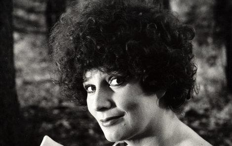 Herečka zemřela 17. listopadu 1986.