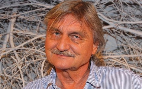 Pavel Soukup si zahrjae v Ordinaci.