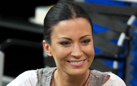 Gábina Partyšová se vrací na obrazovku, bude ve Snídani s Novou.