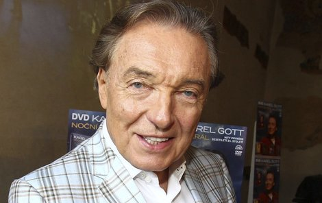 Karel Gott emigroval v roce 1971.