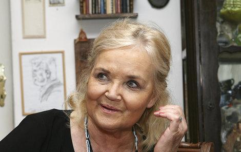 Gabriela Vránová po rakovině opět natáčí!