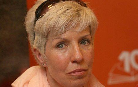 Marcela Březinová oslavila půlkulatiny.
