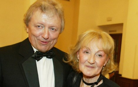 Václav a Jaroslava Neckářovi jsou spolu již přes 40 let.