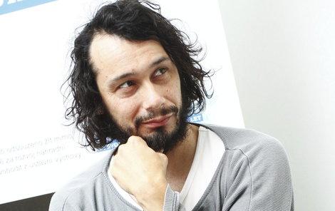Pavel Liška přiznal, že normálního člověka by snad ani nezahrál!