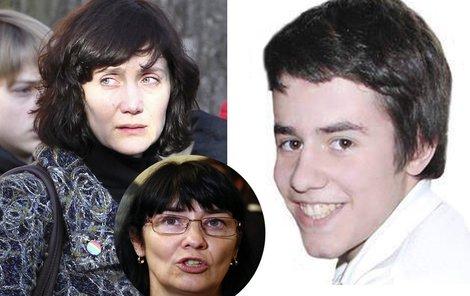 Před půl rokem spáchal sanovek Ester Janečkové Filip sebevraždu. Jeho maminka se teď pere za to, aby se nic podobného už žádné jiné matce nestalo.