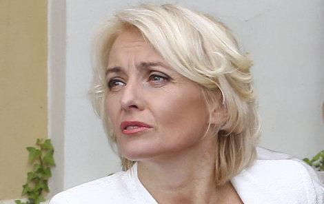 Veronika Žilková je velmi statečná žena, ale...