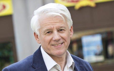 Slovenský herec Emil Horváth ml.