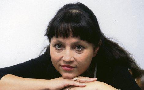 Herečka Alena Mihulová