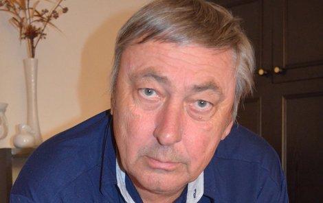 Josef Byrtus si myslí, že v Česku by eutanazie měla být za přísných pravidel uzákoněna.