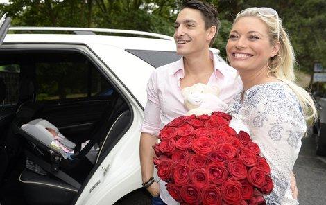 Lucie s Michalem by teď mohli točit reklamu na štěstí.