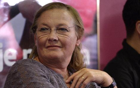 Jana Preissová se zbavila svých depresí a kolegové z jejího návratu mají radost.