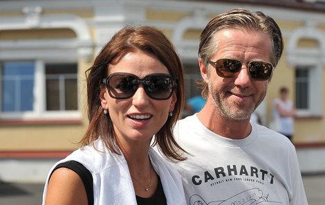 Adéla Gondíková a Jiří Langmajer spolu randí už šest let.