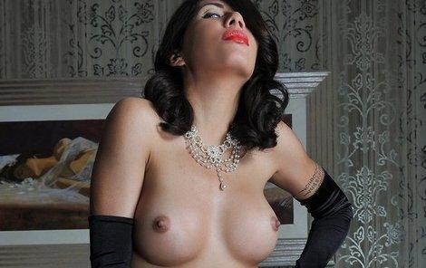 Sexy Daniela s vtípkem